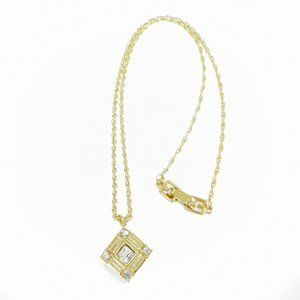 Authentic Vintage Givenchy Gold Tone Necklace